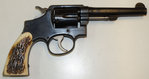 Revolver, Smith & Wesson Mod. 10, .38S&W, WKII, Royal British Army