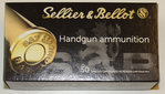 - Angebot - Munition .357 Magnum FMJ 158grs. SB (Sellier & Bellot), 1000 Patronen