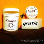 15% discount: Renapur Leathercare 220 ml + CARAT 30 ml + free sponge! Dispatch only within Germany