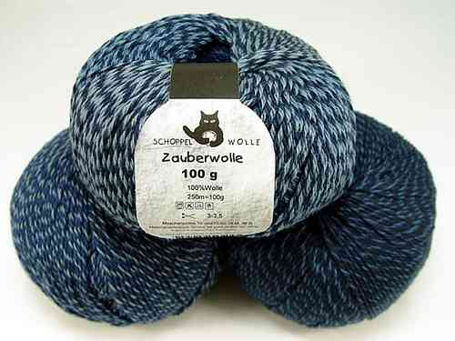 Zauberwolle Fb. 1535 stone washed