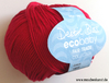 Eco Baby Fb. 140-22 red, Debbie Bliss