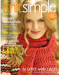 Knit Simple Winter 2011