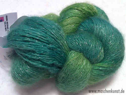 Cashmere Glitter 2ply Fb. H2s, Artyarns