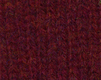 BELANA Red Hot - 100% Wolle, 2ply - 280m/50g, Maschenkunst
