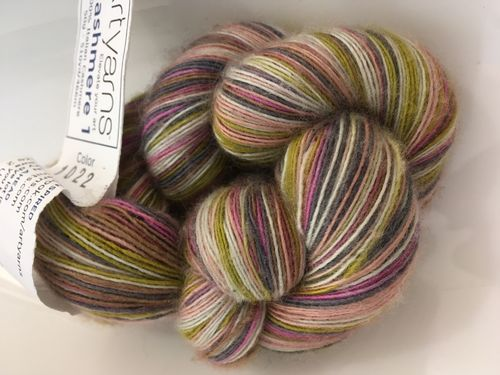 Cashmere 1ply Fb. 1022, Artyarns