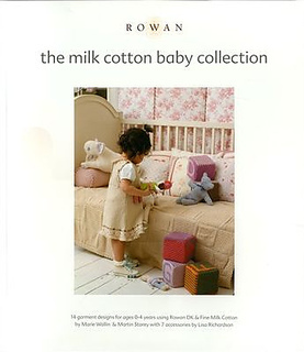 The Milk Cotton Baby Collection, Rowan ZB58