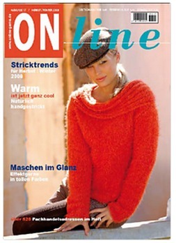 Online Stricktrends Herbst Winter 2008