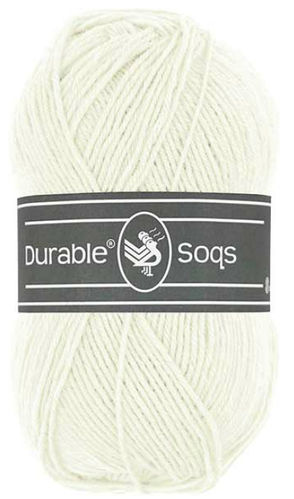 Soqs, Fb. 326 Ivory (Durable)