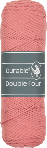 Double Four Fb. 225 Vintage pink, Durable Yarn