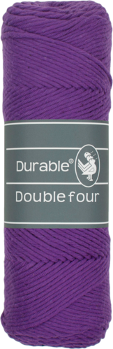 Double Four Fb. 271 Violet, Durable Yarn