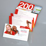 Flyer 200 Worte for YOU(th)