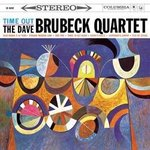COLUMBIA  QUALITY RECORDS  AP-8192-45  DAVE BRUBECK  TIME OUT  2LP