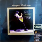 ANALOGUE PRODUCTIONS APP-090-45 4LP NILS LOFGREN ACOUSTIC LIVE