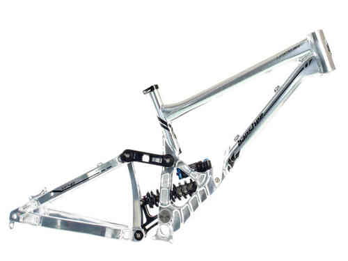 Banshee Legend Mark II Frame Raw Small (no shock included)