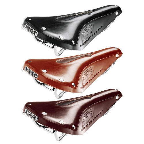 Brooks B17 Carved Imperial Saddle