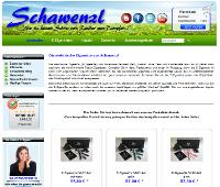 Neues Design Schawenzl.de