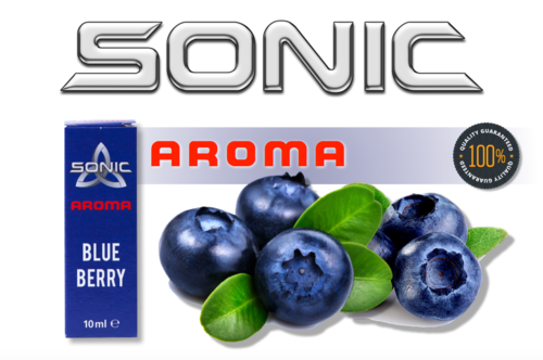 SONIC AROMA BLUEBERRY