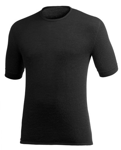 WOOLPOWER T-Shirt - 200 - Black
