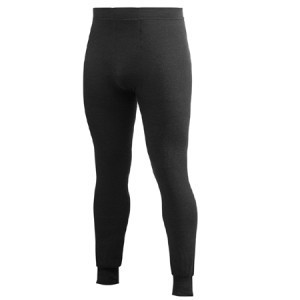 WOOLPOWER Unterhose - LONG JOHNS 400 - Black