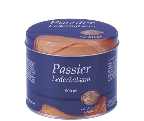 PASSIER Leather-Balm 500ml