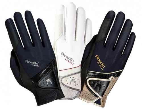 ROECKL MicroMesh Riding-Gloves MADRID