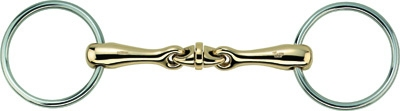 WH ULTRA SNAFFLE 18mm, AURIGAN