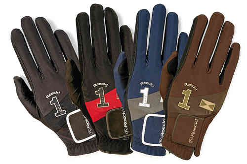 Riding Gloves ROECKL 1, Polo Style