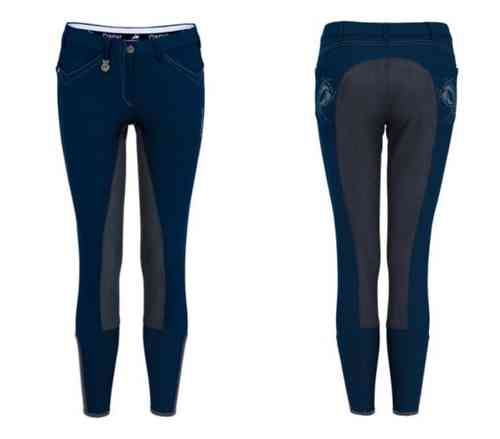 Ladies Breeches PIANA Contrast by PIKEUR