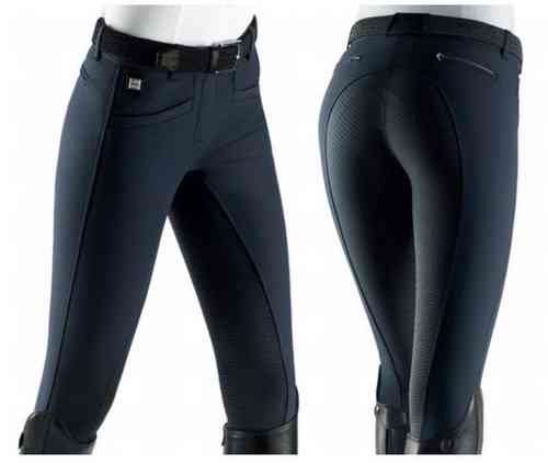 Equiline ladies breeches CEDAR X-Grip full seat