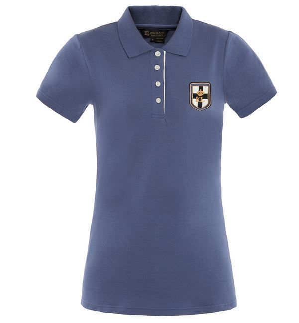 AMIE Ladies Polo Shirt by KINGSLAND