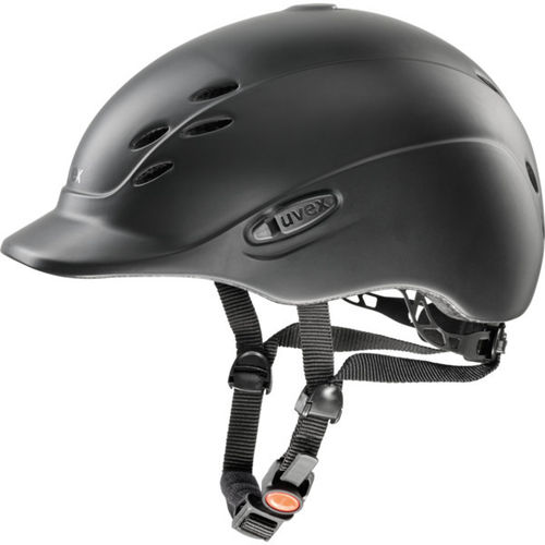 UVEX onyxx riding helmet for children