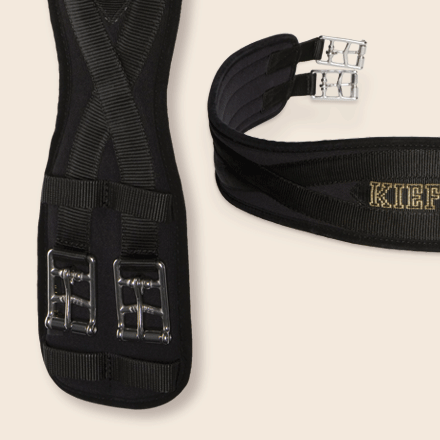 Saddle Girth Air-Tex by KIEFFER
