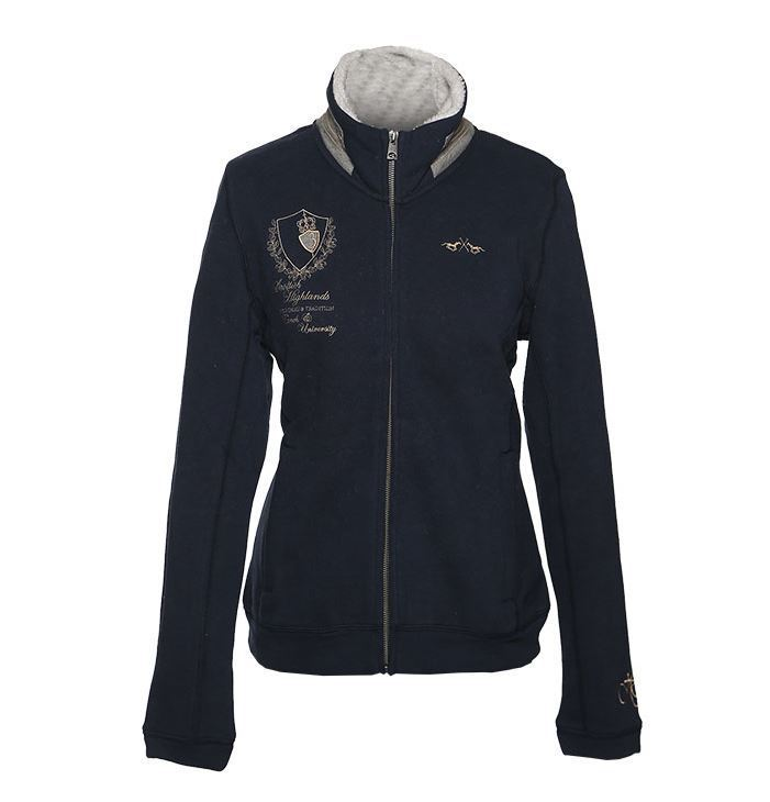 Ladies Sweatjacket Lorline by HV Polo