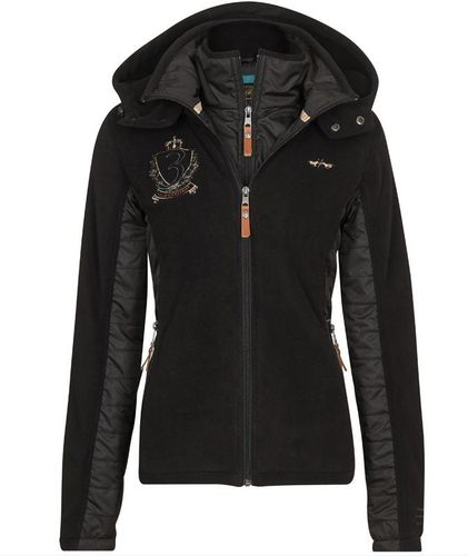 HV Polo Fleecejacke Zahra black
