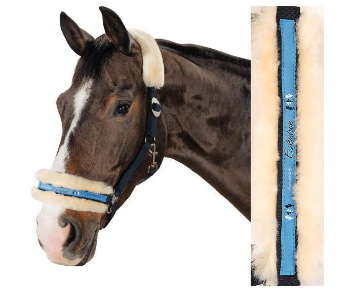 ESKADRON Headcollar Sheepskin