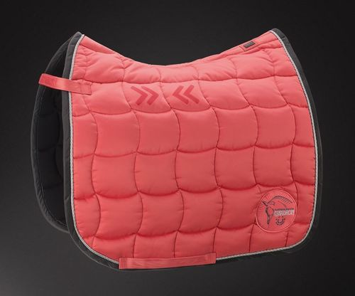 ESKADRON Saddle Pad GLOSSY PERFORMANCE Platinum 2016