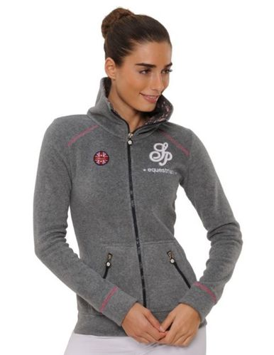 SPOOKS Fleece Jacke FRANZI