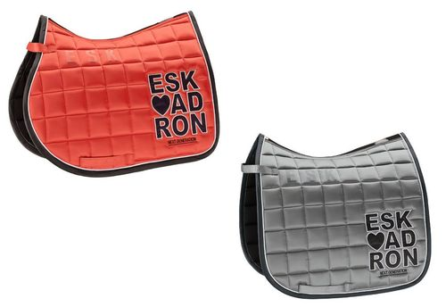 ESKADRON Saddle Cloth GLOSSY BIG BRAND NG17