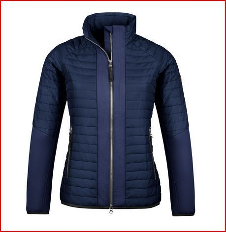 Cavallo quilted jacket INDIRA