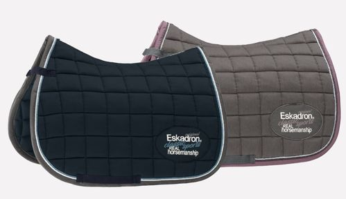 ESKADRON SaddlePad COTTON EMBLEM