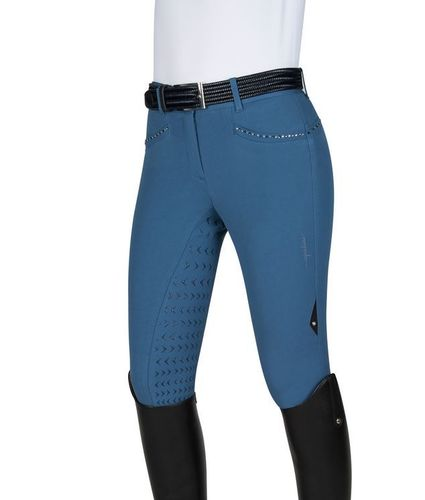 Equiline Ladies Breeches SABLE fullgrip