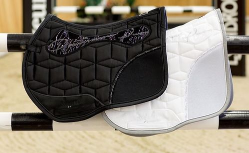 ESKADRON Saddle Cloth INNO-PAD Platinum PURE