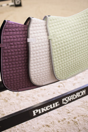 ESKADRON Saddle Pad COTTON NG 2018