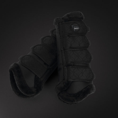 ESKADRON Tendon Boots ALLROUND FF front Platinum 2018