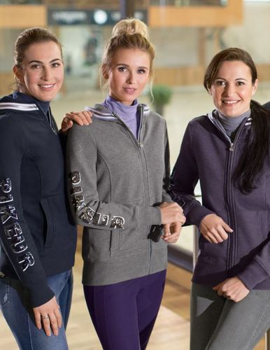 PIKEUR Ladies Sweat Jacket ENNA