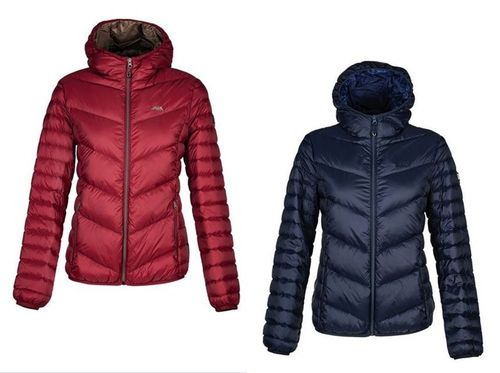 Equiline Light-Down Jacket Maudy
