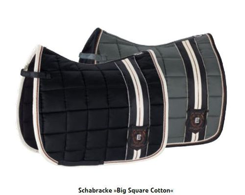 ESKADRON SaddlePad BIG SQUARE COTTON Heritage 2018