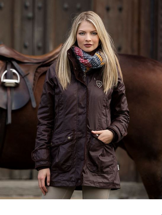 Horseware Ladies Parka ELINA