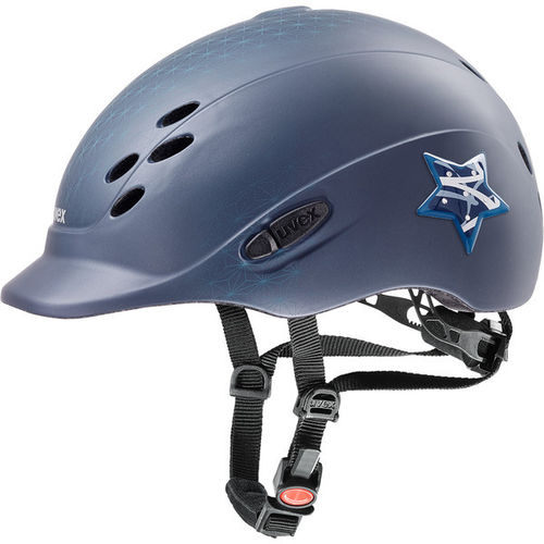 UVEX riding helmet for children onyxx GLAMOUR
