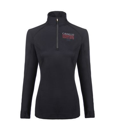 CAVALLO ladies functional shirt LOTTA darkblue